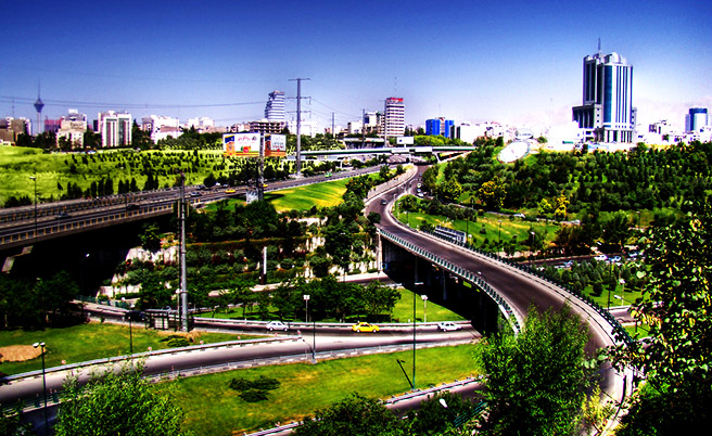 لیست هتل های تهران