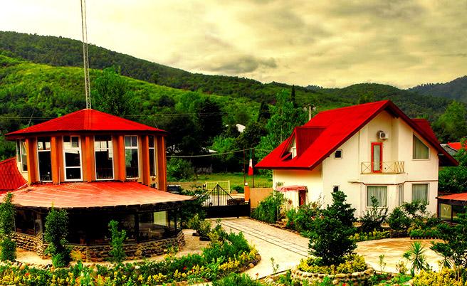 لیست هتل های شاندرمن