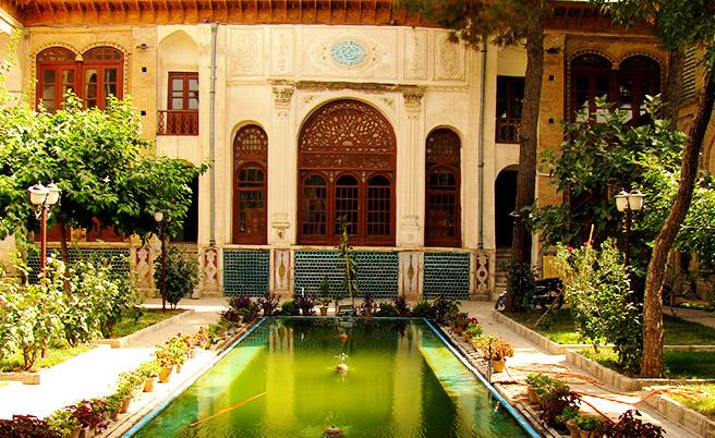 لیست هتل های كرمانشاه
