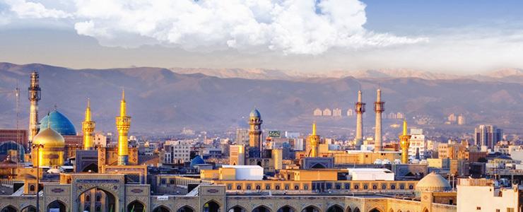 عکس از جاذبه های گردشگری مشهد