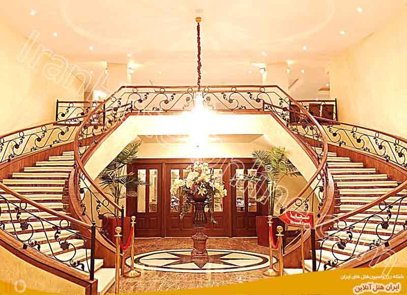 قیمت هتل جواد مشهد
