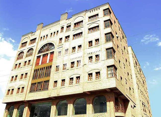 4433 هتل آپارتمان شمس شیراز