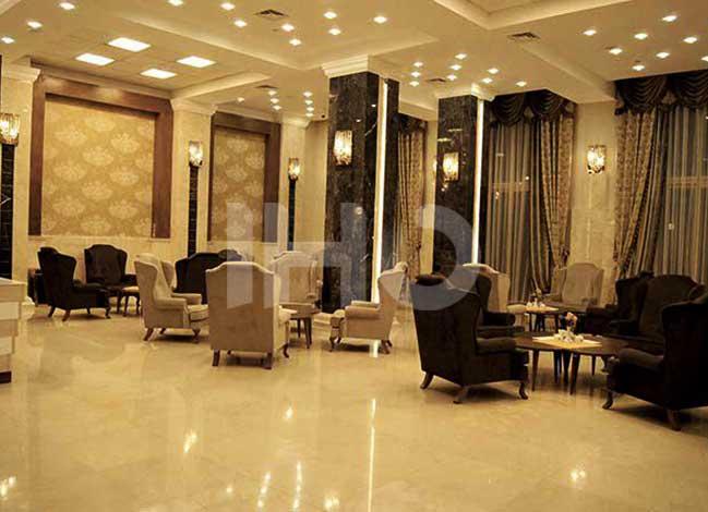 قیمت هتل سیمرغ مشهد