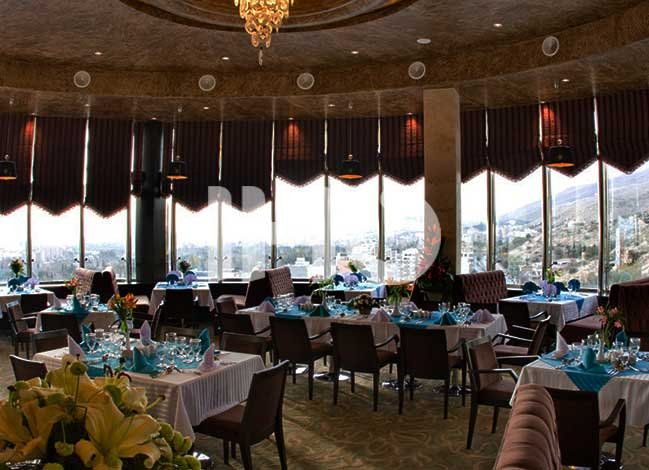 4725 هتل رویال شیراز
