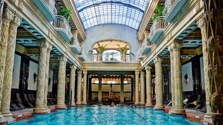 Spas and thermal baths