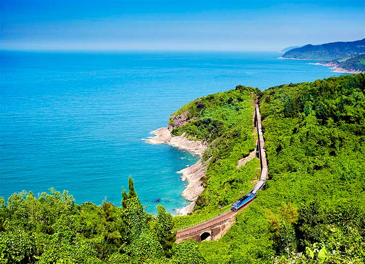 The Reunification Express, Vietnam