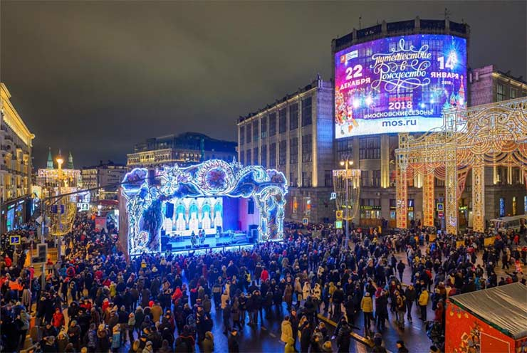 Join Moscow's colossal New Year's Eve party