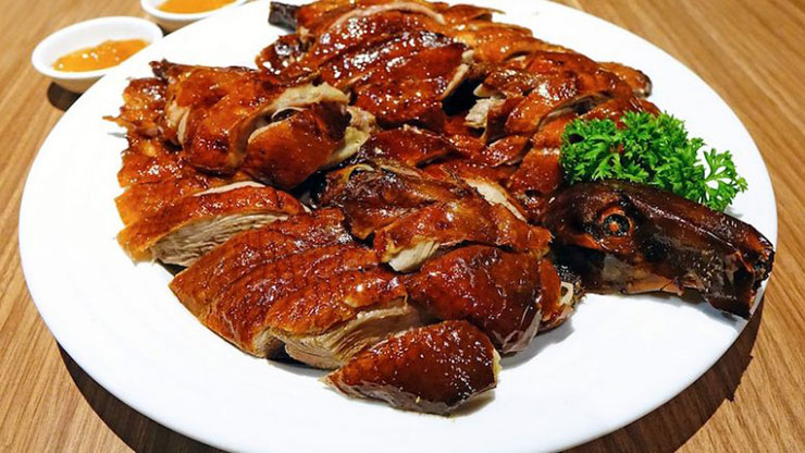 Peking duck, China