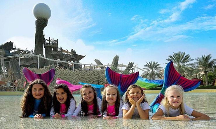 پارک آبی یاس ابوظبی