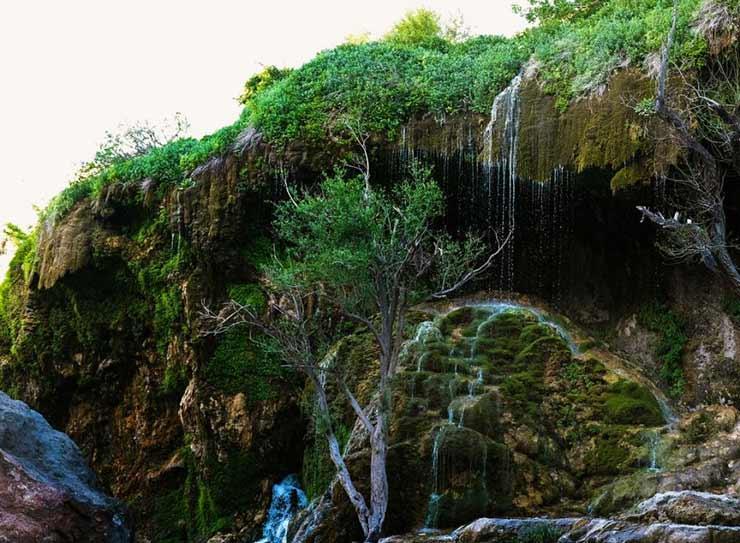 آبشار-آسیاب-خرابه