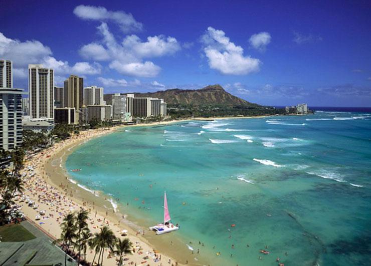 عکس هایی از جزیره هاوایی