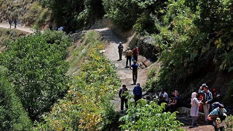 روستای آهار تهران