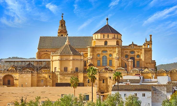 مسجد-کلیسای جامع کوردوبا اروپا
