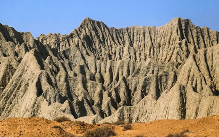 کوه های مریخی یا مینیاتوری