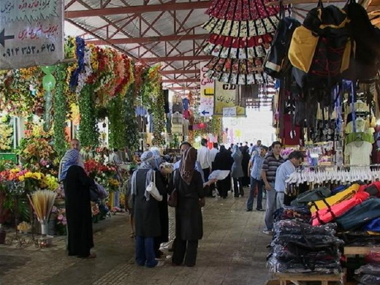 بازار ساحلی آستارا