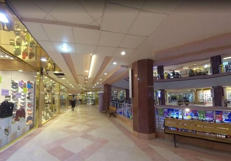 مرکز خرید ونوس منطقه ی آزاد انزلی