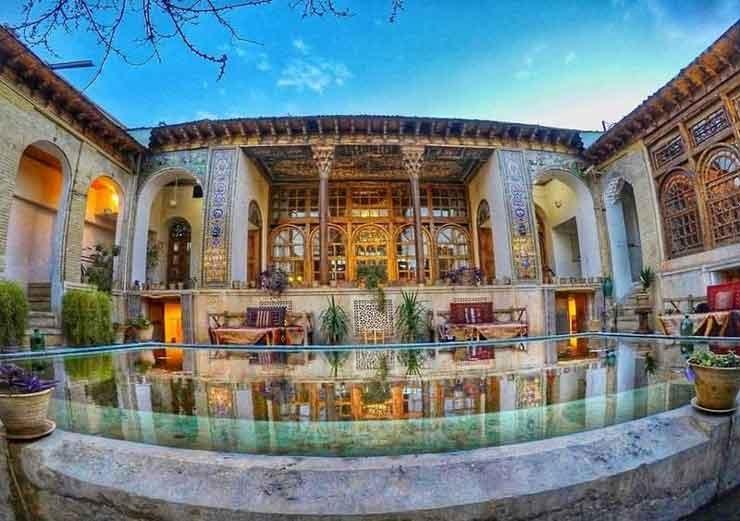 عمارت منطقی نژاد شیراز