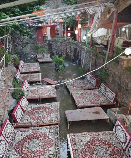 رستوران پای کوه در تهران