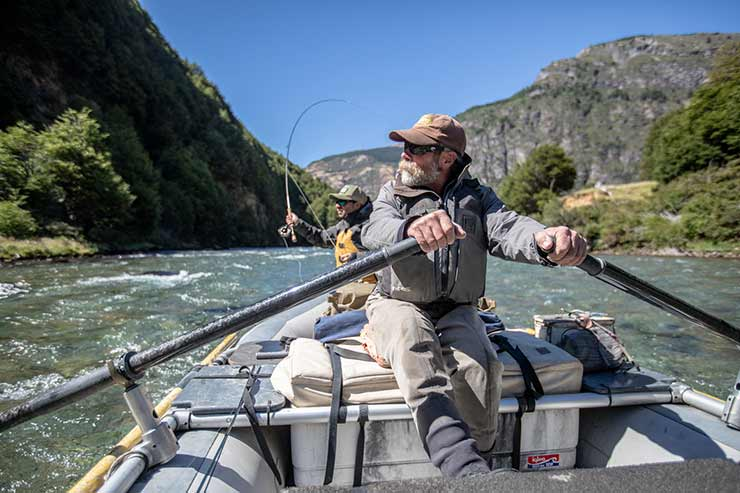 Angling for a Whopper in the Fly-Fishing Paradise of Patagonia