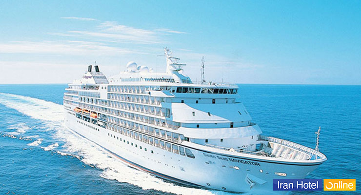کشتی سواری در کیش