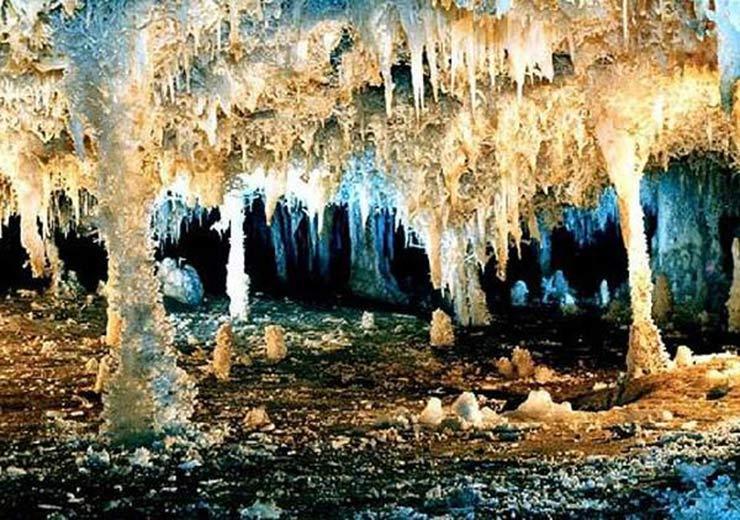 غار های تاریخی رامسر