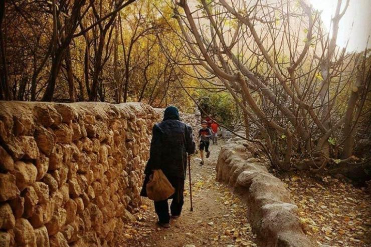 روستای قطرم یزد