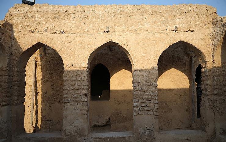 شهر باستانی حریره کیش