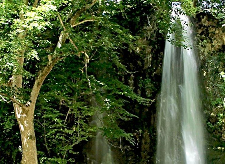 آبشار برغمد