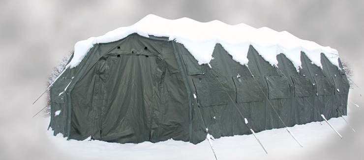 Winter Shelter Systems