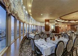 رستوران هتل شیراز